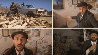 """شاهد: حسام خلف """"المخ"""" يُطلق أغنيته الجديدة """"زفة سنة 2020"""""""