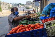 سعر الدجاج والخضار في أسواق غزة